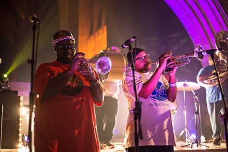 Hot 8 Brass Band liverpool cathedral review.jpg