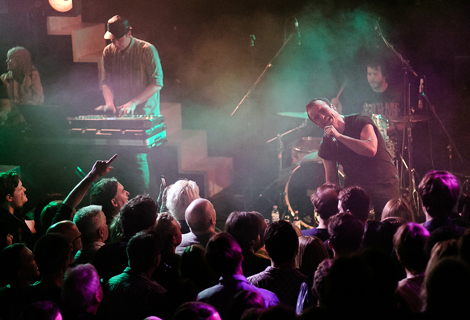 Future Islands at The Kazimier