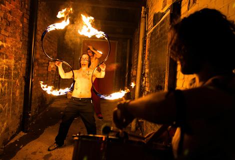 inferno fire performer kazimier