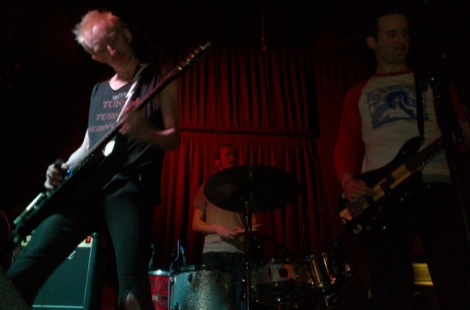 Teeth of the Sea playing live at Mello Mello