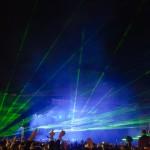 Avicii at Creamfields 2014