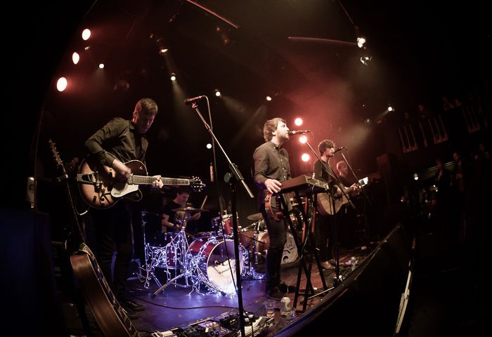 Cavalry live at The kazimier