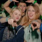 Creamfields Festival goers