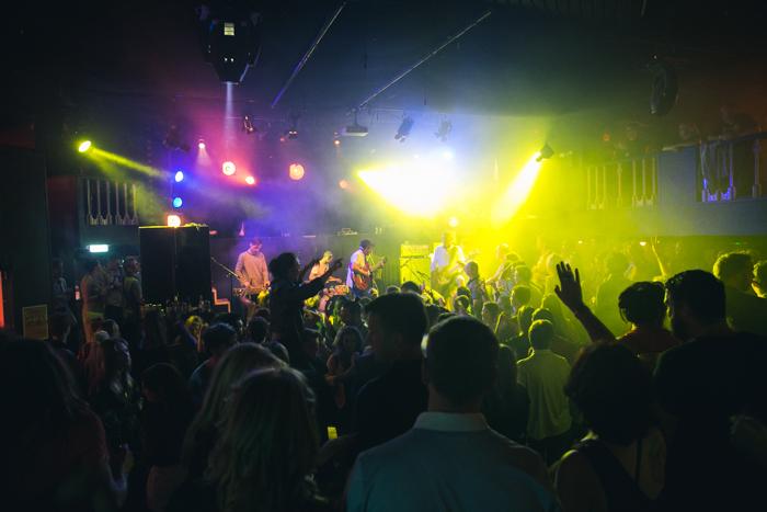 The Tea Street Band bring FestEVOL to a euphoric close