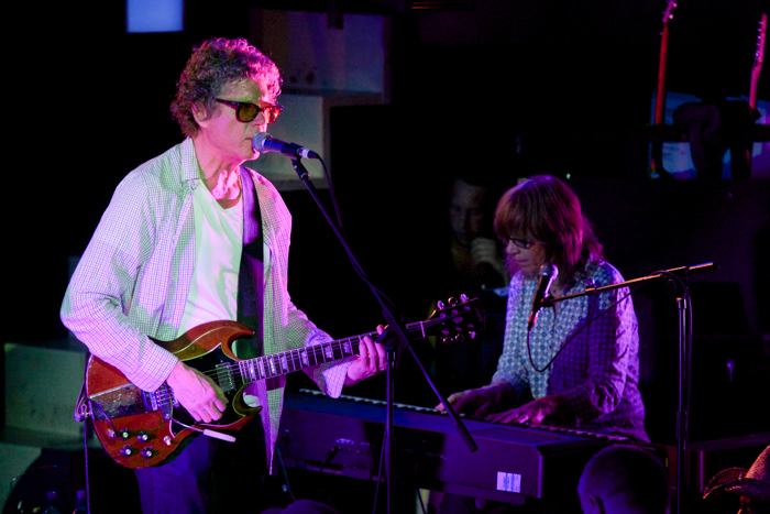 The Jayhawks live at The Kazimier, Liverpool