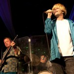 Tim Burgess and Mark King