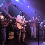 Brian Jonestown Massacre performing live at East Village Arts Club