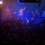 Fat White Family play to a full house