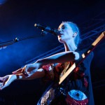 St. Vincent live at the O2 Academy