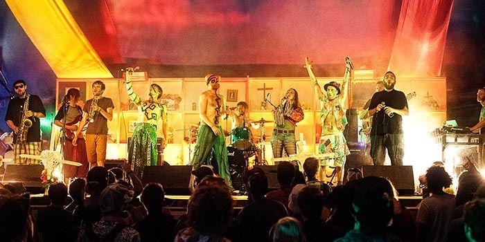 The Fire Beneath the Sea: The Boomtown Fair