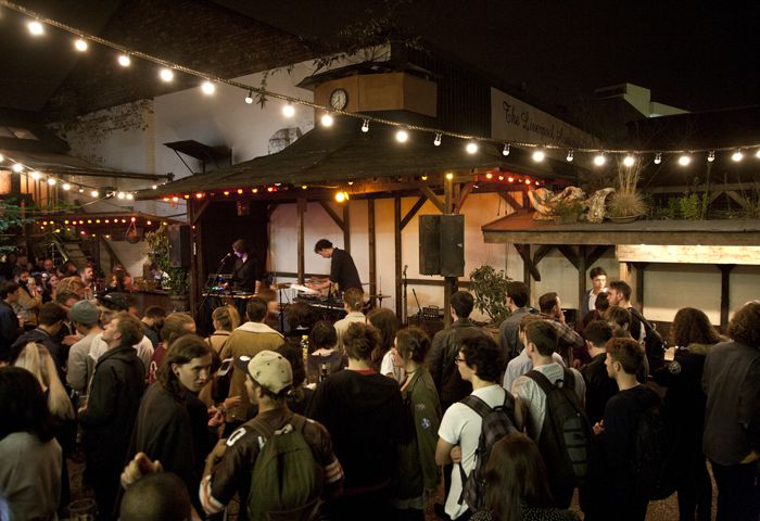 Getintothis relaunch party