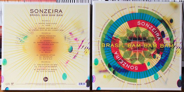 Sonzeira Box Set