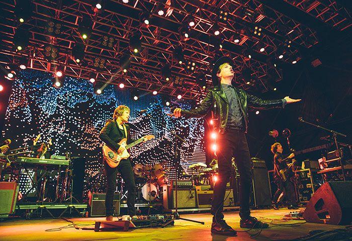 Beck: Festival Number 6