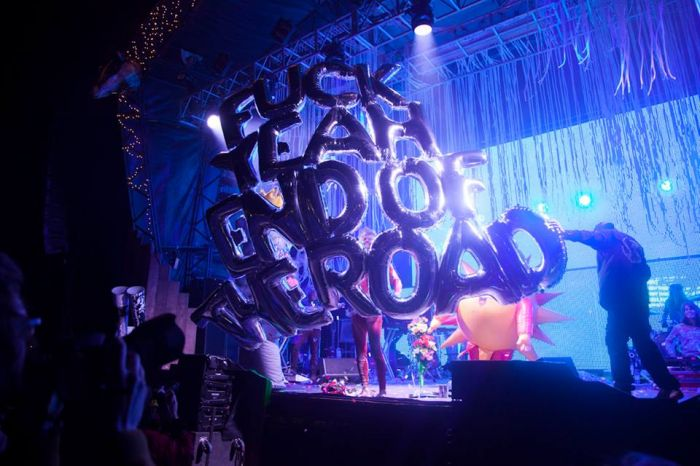 End of the Road 2014