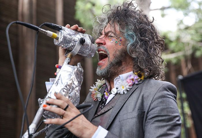 Flaming Lips' Wayne Coyne