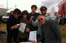 Hooton Tennis Club sign their deal with Heavenly Recordings