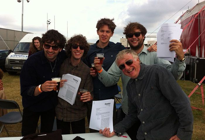 Hooton Tennis Club sign deal with Heavenly Recordings