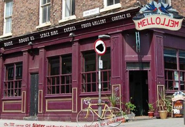 Liverpool music venue The Merchant replacing Mello Mello in Spring 2016