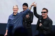 U2 and Apple Corp