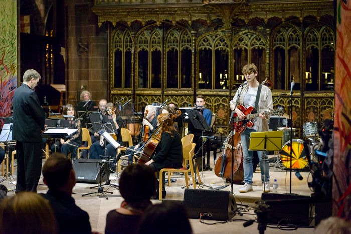 Bill Ryder-Jones and Manchester Camerata
