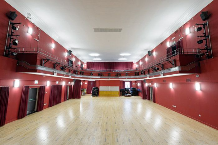 Liverpool Guild of Students - the new look Stanley Theatre