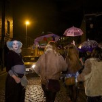 The processions to The Kazimier