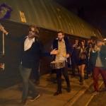 The Mello procession