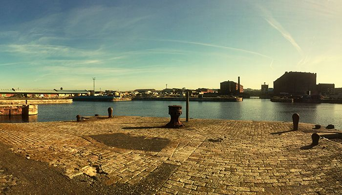 Liverpool Sound City at Bramley Moore Dock