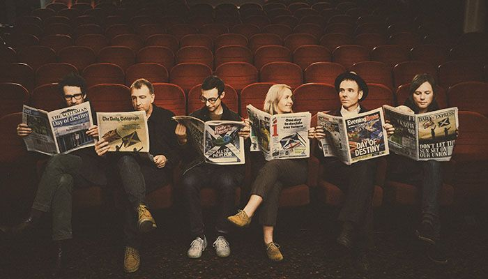 Belle & Sebastian are Liverpool Sound City's first headliners
