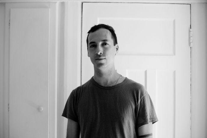 Tim Hecker, photo by Tracy Van Oosten