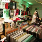 Record Stall