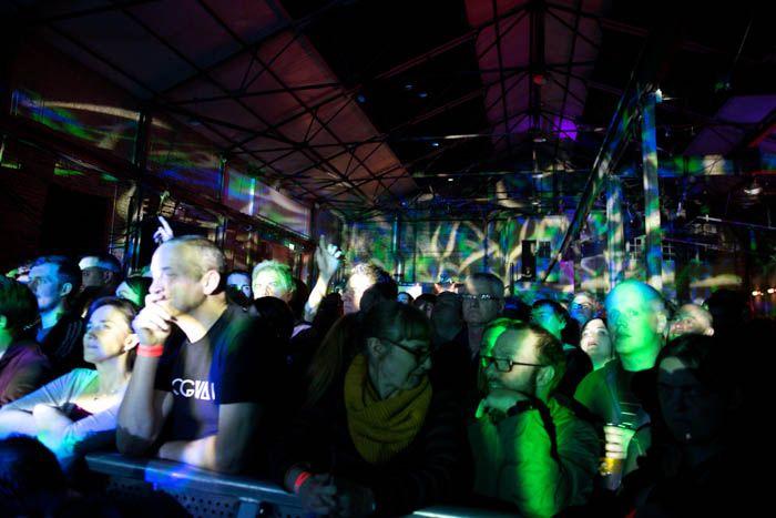 Mogwai Crowd