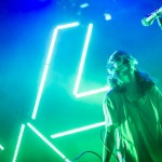 Chvrches lighting up Liverpool Music Week 2014