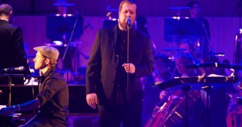 John Grant at The Philharmonic Hall in 2014