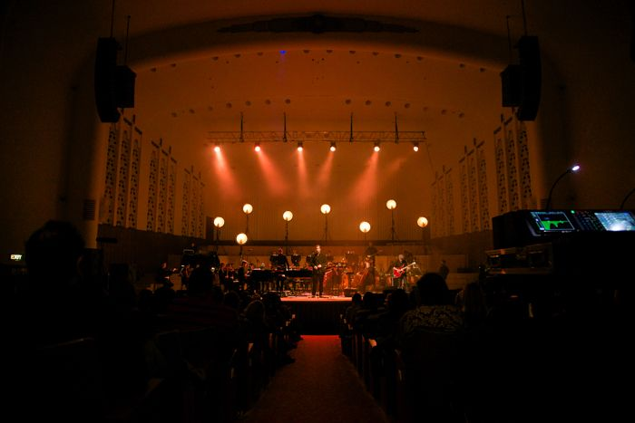 Liverpool Philharmonic Hall unveils new intimate live space The Music Room