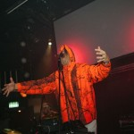Liars at Liverpool Music Week 2014