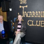 Hutch and Jamo feeling quite at home at the reopened Jacaranda