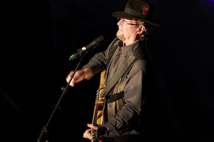 Roger McGuinn at the Capstone Theatre