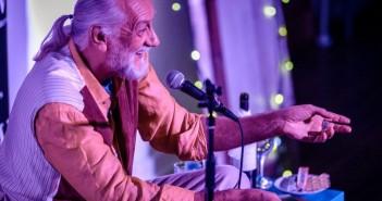 Mick Fleetwood  in Liverpool