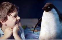 Christmas 2014's furry friend Monty the Penguin