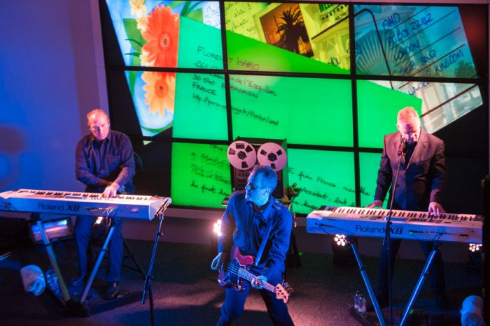 OMD live at Museum Of Liverpool