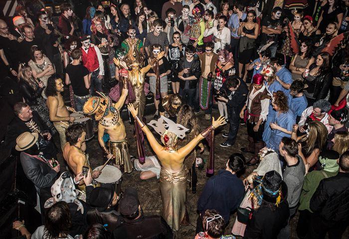 Voodoo Ball at The Kazimier