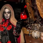 A malevolent spook