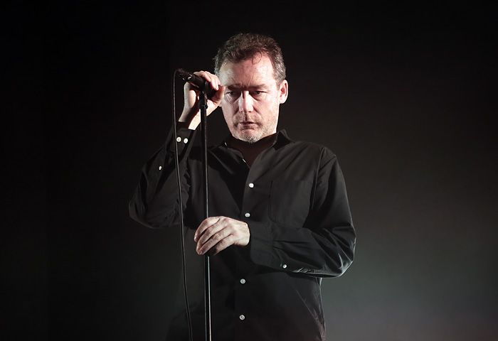 The Jesus and Mary Chain in Manchester last year.