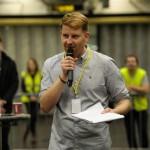 Host Jay Hynd