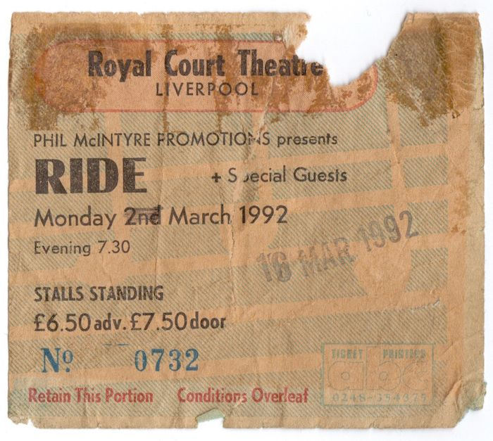Ride at the Royal Court