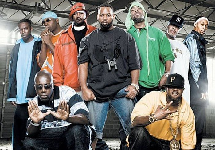 The Wu-Tang Clan: Hip hop's finest crew