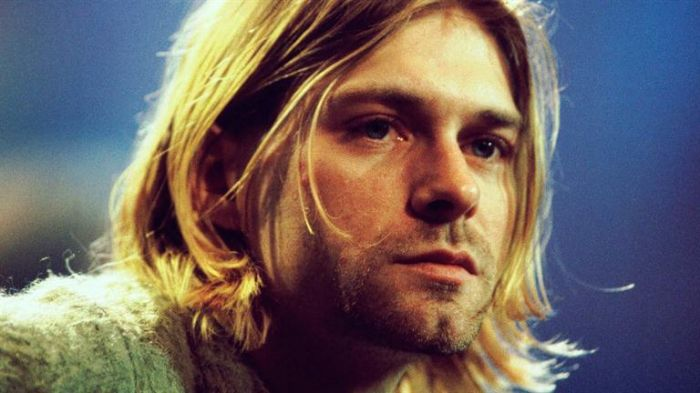 Kurt Cobain - much missed