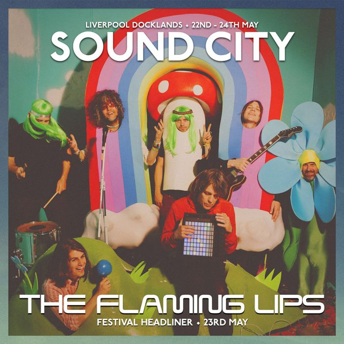 SOUND CITY 2015 - THE FLAMING LIPS