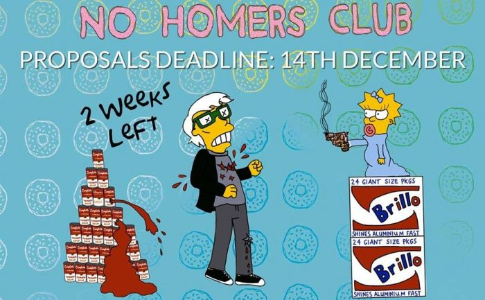 No Homers Club - submissions wanted, suckers